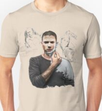 prison break girl Unisex T-Shirt