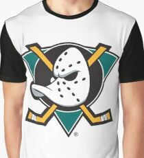 the mighty ducks 3 Graphic T-Shirt