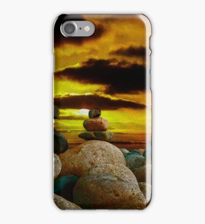 Memories in the Twilight iPhone Case/Skin