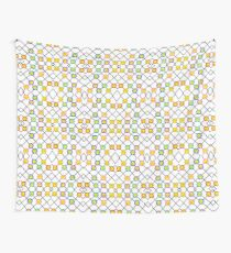 Daisy Chains Wall Tapestry