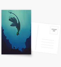 Lugia... Postcards
