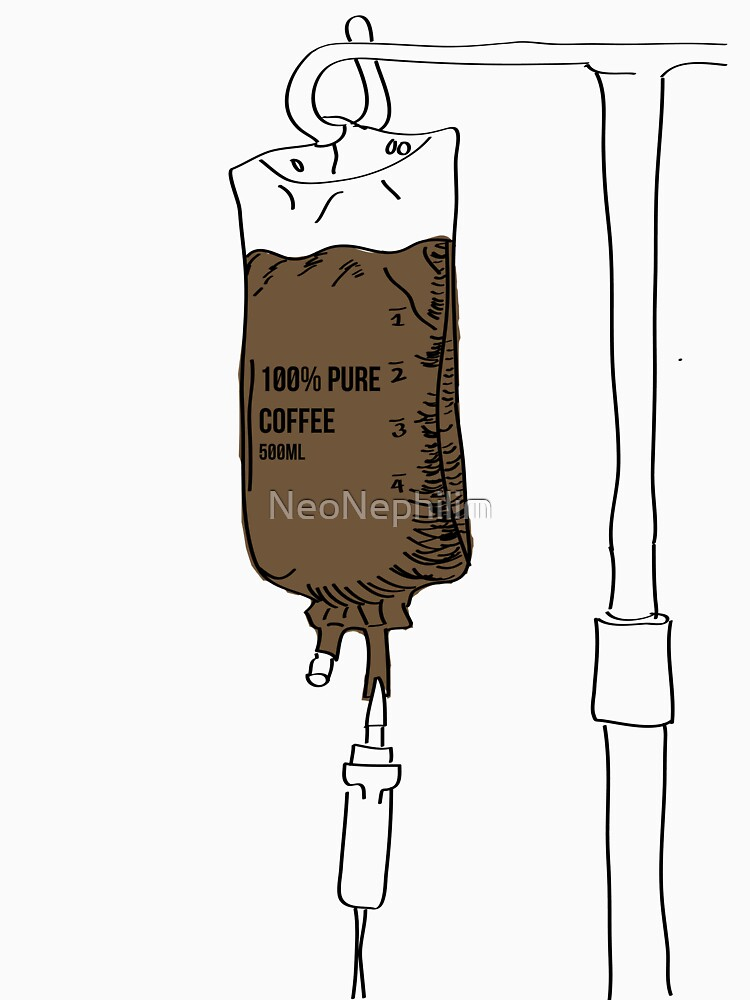 Coffee Bag (Light Background) by NeoNephilim