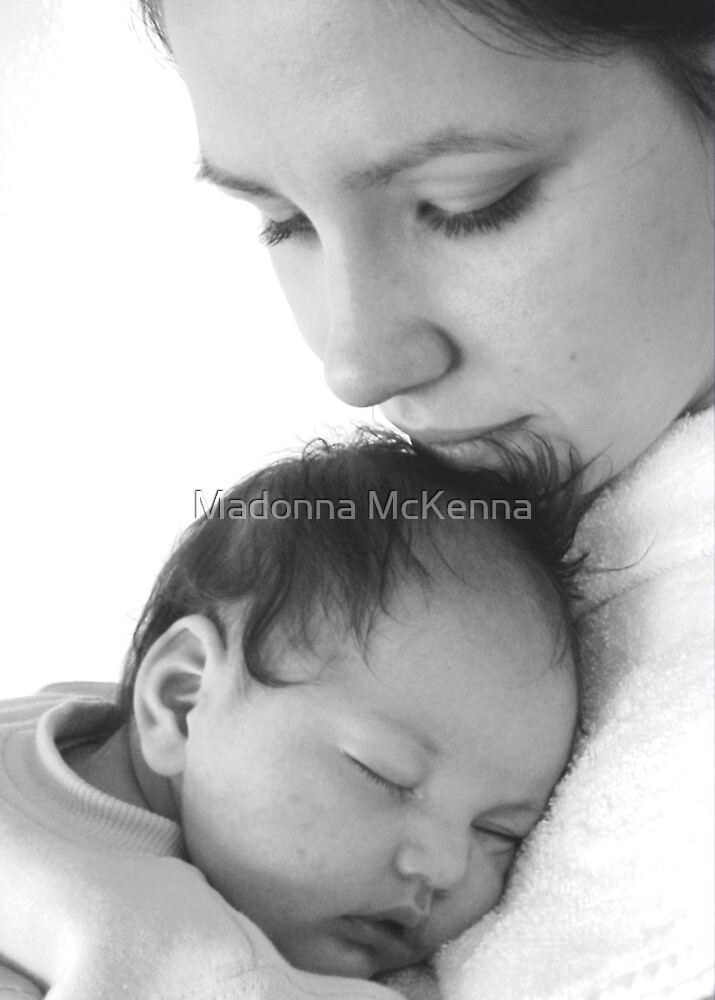 Beautiful Moments by Madonna McKenna
