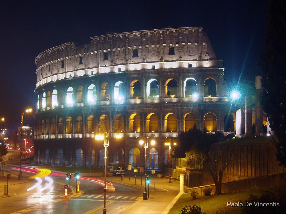 Coloseo by Paolo De Vincentis