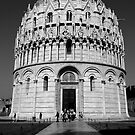 The Baptistry by Gino Iori