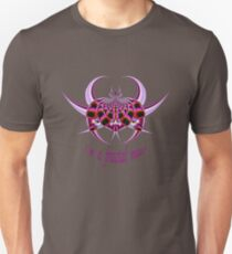 Fractal Insect Slim Fit T-Shirt