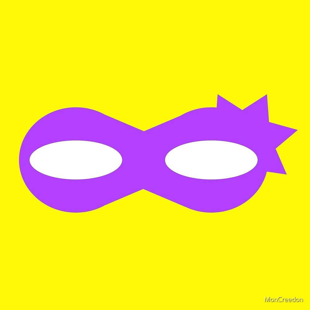 My Superhero Disguise by MonCreedon