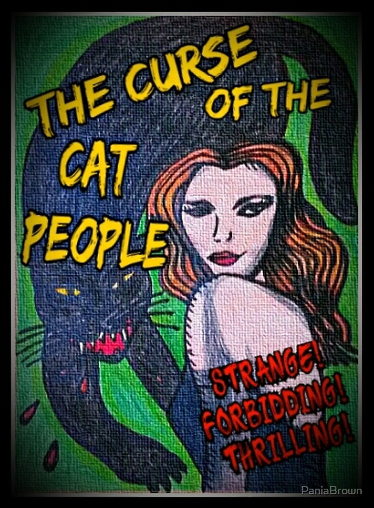 The Curse of the Cat People by PaniaBrown