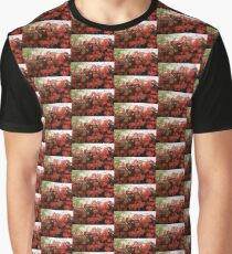 RUSSET LEAVES Graphic T-Shirt