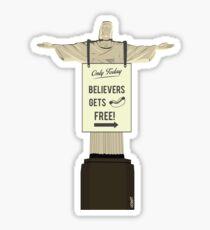 Jesus Christ - Special Offer Sticker