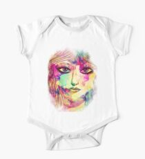 Beauty girl face Kids Clothes