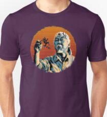 Mr. Miyagi & Marty McFly Unisex T-Shirt
