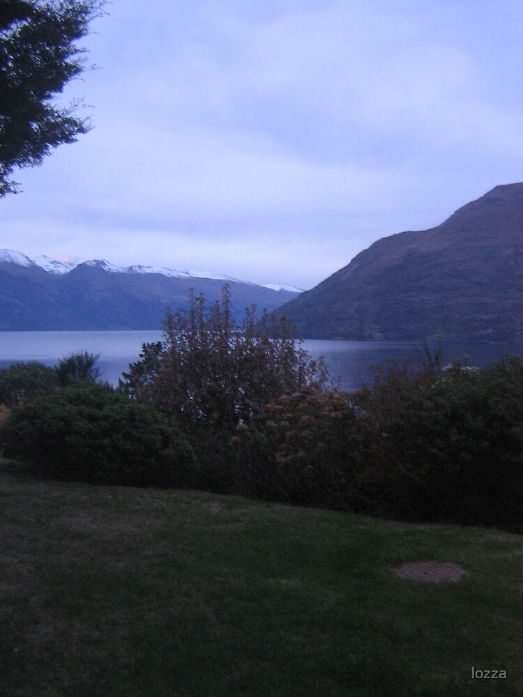 Queenstown View by lozza