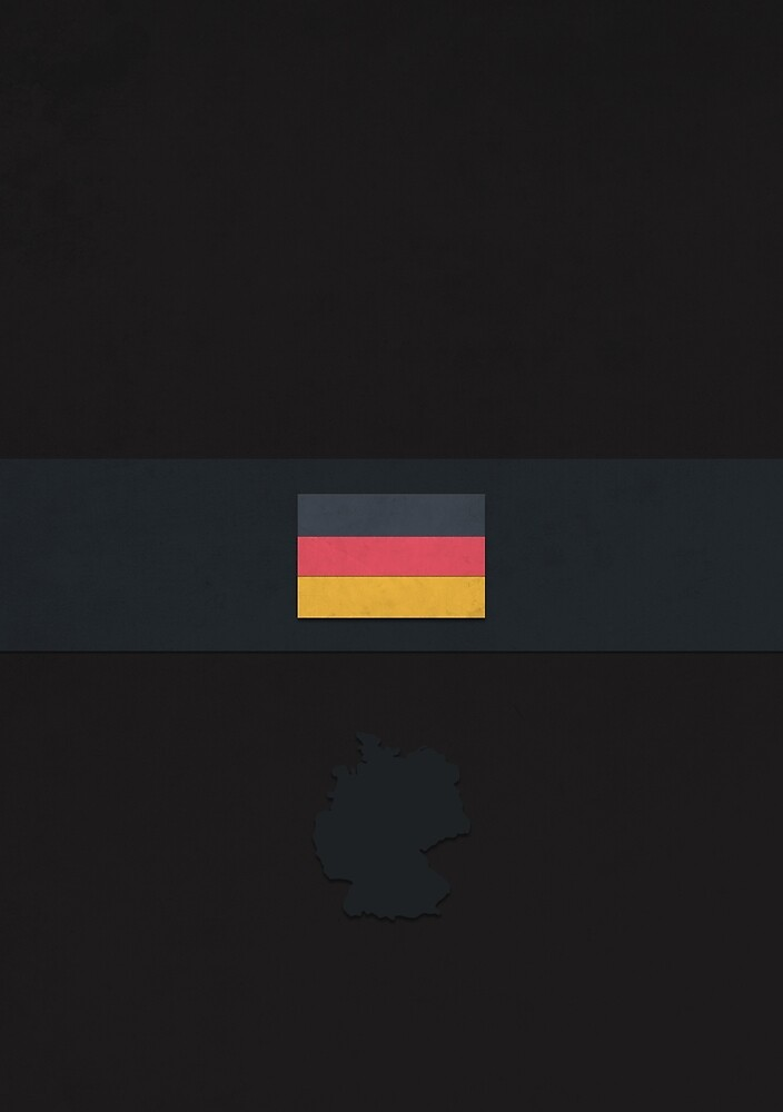 Germany by FlatFlags