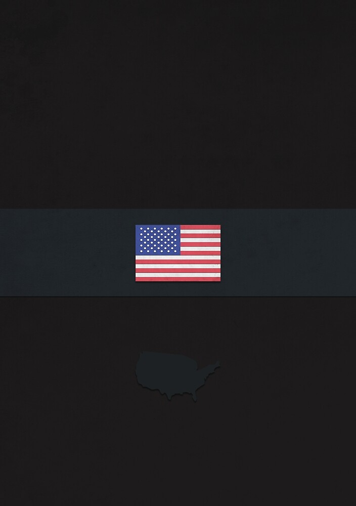 United States Of America by FlatFlags
