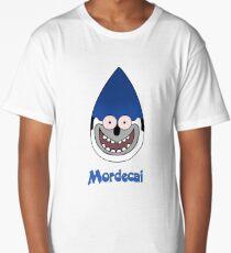 Regular show t_shirt cartoon, Mordecai Long T-Shirt