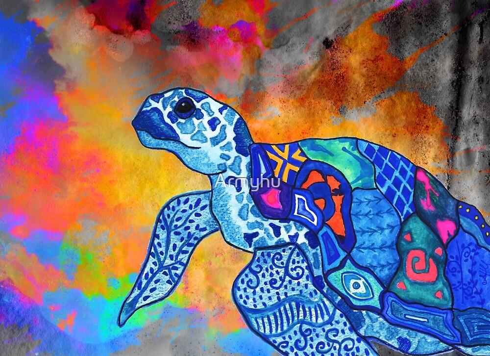 Turtle by Armyhu