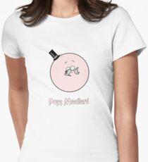 Regular show t_shirt cartoon, Pops Maellard Women's Fitted T-Shirt