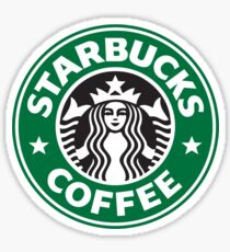 STARBUCKSCOFFEE Sticker