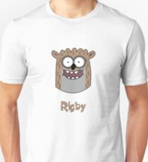 Regular show t_shirt cartoon, Rigby T-Shirt
