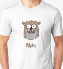 Regular show t_shirt cartoon, Rigby Unisex T-Shirt