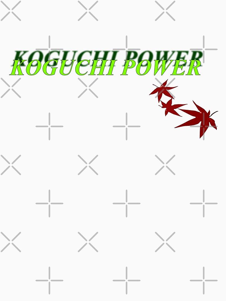 Koguchi Power by merlz
