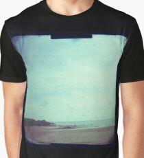 Deserted beach Graphic T-Shirt