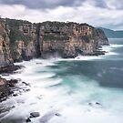 Tasman Peninsula Coastline by James Stone