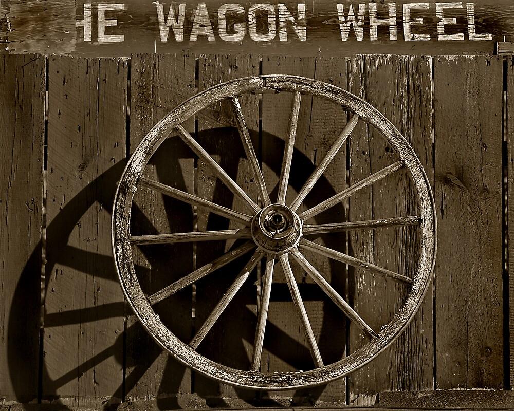 Wagon Wheel by Terry Doyle
