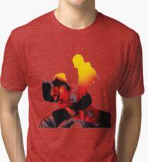 Leon: The Professional Tri-blend T-Shirt
