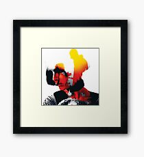 Leon: The Professional Framed Print