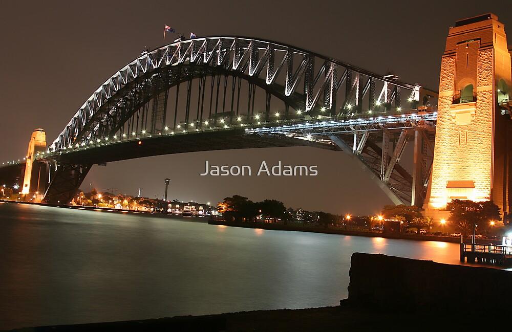 The Bridge by Jason Adams