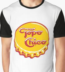 Topo Chico - Mineral Water Graphic T-Shirt