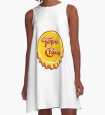 Topo Chico - Mineralwasser A-Linien Kleid