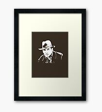 Indiana Jones Framed Print