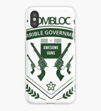 Combloc Gun Ammunition Tough Awesome AK47 iPhone Case/Skin