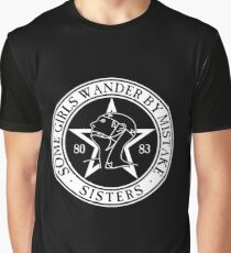 The Sisters of Mercy - The World's End - Some Girls Wander by Mistake Graphic T-Shirt