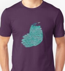 A very, very peacock Unisex T-Shirt