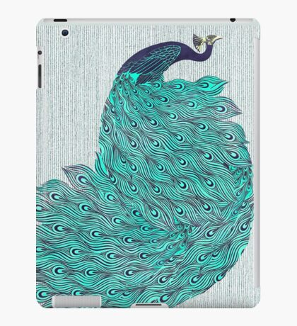A very, very peacock iPad Case/Skin