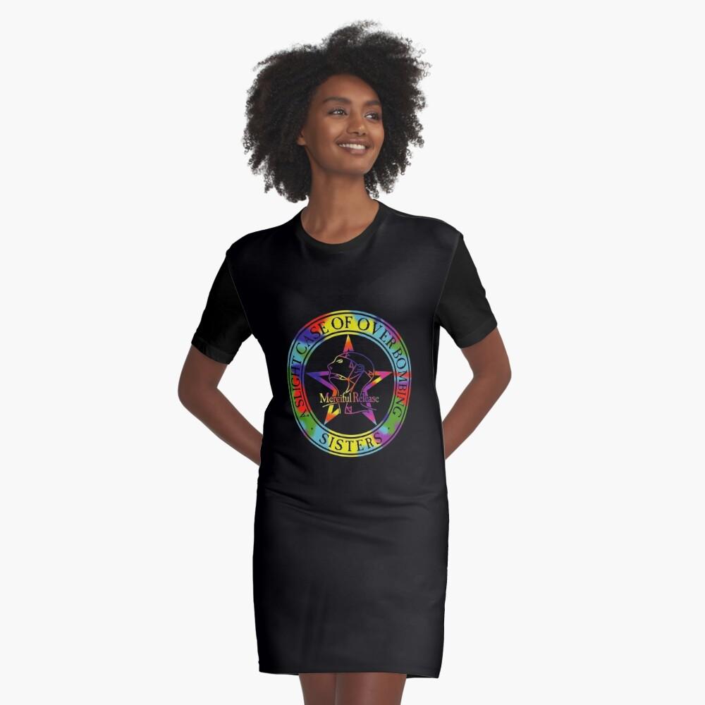 Las Hermanas de la Misericordia - The Worlds End - Un pequeño caso de sobre bombardeo Vestido camiseta