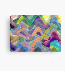 modern abstract background for decoration Canvas Print