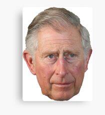 Prince Charles Canvas Print