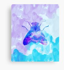 Abstract Fly  Canvas Print