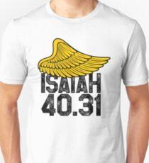 Isaiah 40:31 Unisex T-Shirt