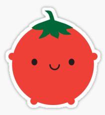 Kawaii Tomato Sticker