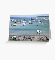 Scilly Greeting Card
