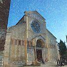 Cathedral Verona by marcocreazioni