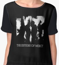 The Sisters Of Mercy - More - The World's End Chiffon Top