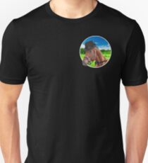 Groovy Fedora Horse T-Shirt