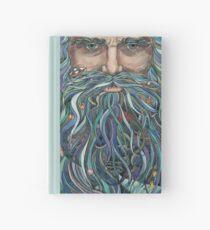 Old man Ocean Hardcover Journal